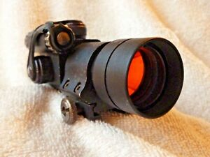 Genuine Aimpoint CompML2 4MOA Red Dot Sight w/ SRP Mount 10338