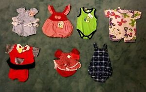 Baby Girls Clothing Osh Kosh etc most New With Tags Size 00