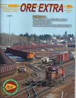 Ore Extra: Winter 2017 issue of the MISSABE Railroad Historical Society (NEW)