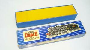 HORNBY DUBLO 3RAIL LT25 B.R.BLACK 2-8-0 8F BOX ONLY