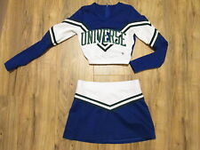 Child REAL VARSITY Cheerleader Uniform Outfit Competition Style 28/25 UNIVERSE!