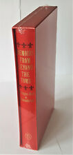 FOLIO SOCIETY MEMOIRS FROM BEYOND TOMB François-René de Chateaubriand NEW SEALED