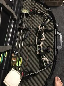 Hoyt Vector Compound Bow