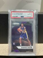 2016 Panini Prizm Brandon Ingram ROOKIE RC #131 PSA 10 GEM MINT