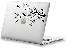 Birds On Tree Branches Vinyl Decal Sticker Laptop Car Window Wall MacBook Art