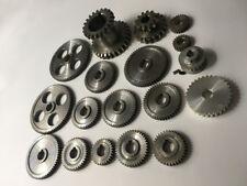 X18 set mini lathe gears , Metal Cutting Machine gears , lathe gears