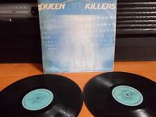 * QUEEN - Live Killers KOREA 2LP Set  Blue Cover