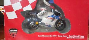 Minichamps Casey Stoner Ducati Desmosedici GP09 Australia 2009