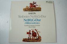 Haydn Filarmonica 88 militare-Filarmonica Bruno Walter Columbia-SINFONIA-ORCHEST (lp21)