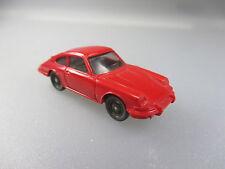 Wiking: Porsche 911, rouge, unbemalte jantes u. phares, disc. LR (pkw22)