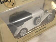 Models of Yesteryear Matchbox 1928 Mercedes SS White Model Car Y-16