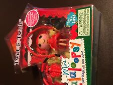 Mini Lalaloopsy Twist E. Twirls Candy Store Doll #4 of Series 9 OUTSTANDING FIND