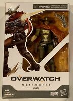 "Overwatch Ultimates Hasbro McCREE Matt Mercer Collectible 6"" Action Figure"