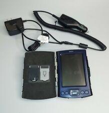 Palm Tx Pda Handheld Organizer WiFi Bluetooth W/Case & Chargers - no stylus