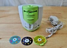 My Baby Lullaby Sound Machine Projector- Homedics- 6 Sounds-3 Projector Discs