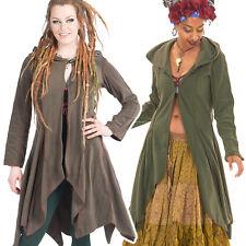 Psy Trance Clothing, Hippy Jacket, Pixie Hippie Boho Cloak Jacket XXL plus size