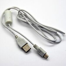 USB Data Cable Cord for Canon IXUS 510 HS 1000 HS 1100 HS 105 130 132 133 135
