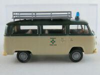 "Brekina 33130 VW-Kombi T2b (1972) ""Bergwacht Schwarzwald"" 1:87/H0 NEU/OVP"