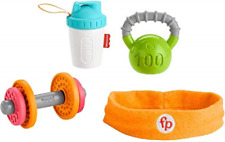 Fisher-Price Baby Biceps Gift Set (US IMPORT) TOY NEW