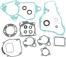 New listing Moose Racing Complete Gasket Kit with Oil Seals for Honda CR 125 1986 811232
