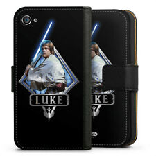 Apple iPhone 4 bolso funda flip case-Luke