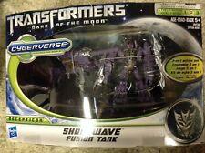 Transformers DOTM Cyberverse Shockwave Fusion Tank