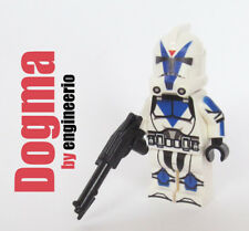 LEGO Custom - Dogma - Star Wars Clone Trooper minifigures rex 501st