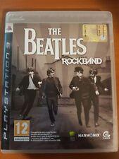 THE BEATLES ROCKBAND - PLAYSTATION 3 PS3 USATO
