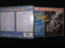 COFFRET 2 CD I GOT THE BLUES FOR YOU / VOLUME ONE /
