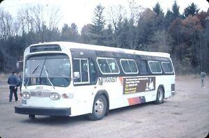 NJ Transit GM New Look bus original Slide