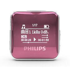 Philips SA2208 Pink Digital MP3 player 8GB