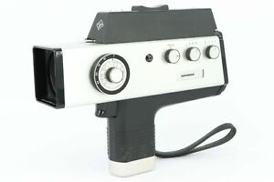 Agfa Movexoom 3000 Super 8 Camera - Professionally Tested - With a fault