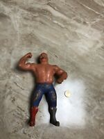 "Vintage LJN WWF Wrestling Superstars Iron Shiek 7.5"" Figure Titan Sports"