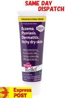 Hope's Relief Cream 60g Premium Natural Eczema Psoriasis Dermatitis Hopes Relief