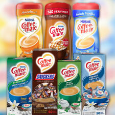 Nestle Coffee Mate Coffee Creamer French Vanilla, Caramel, Hazelnut - Various