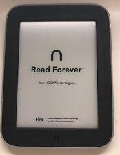 Barnes&Noble Nook Simple Touch 6 Inch Model:BNTV350 GLOWLIGHT