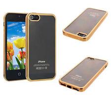 Transparent Case für iPhone 5 5S SE Schutz Silikon Handy Hülle Schale Backcase