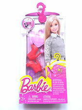 Barbie Borsetta/scarpe/accessori PACK BARBIE MATTEL. Nuovo di Zecca Accessori