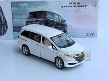 1:32 Honda Odyssey MPV white pull back car Toy