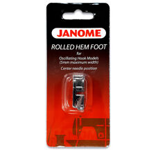 Janome Rolled Hem Foot for 5mm Machines