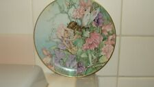 The Sweet Pea Fairy Decorative Plate By Villeroy & Boch Germany