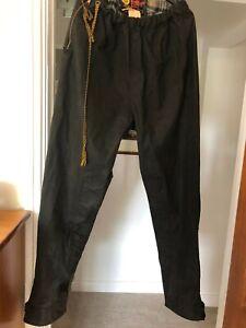 belstaff trialmaster wax trousers
