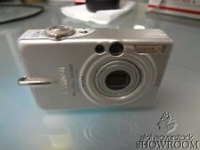Used & Untested - Canon* PowerShot SD200 Digital ELPH For Parts Or Repairs Only