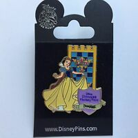 DLR - Disney Princess Fantasy Faire - Snow White Disney Pin 61399