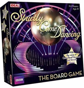 John Adams Strictly Come Dancing The Board Game Fun Family Children Party