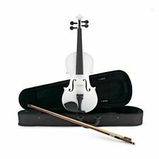 Student 3/4 Violin White by Gear4music