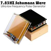 7.83Hz Schumann Resonance Ultra-low Frequency Pulse Generator & Audio Resonator