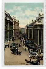 (Sd173-175) The G P O, St. Martins-le-Grand, LONDON 1904, Used  VG