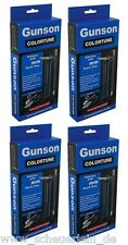 GUNSON Test- Diagnose- Zündkerze 14mm COLORTUNE 4er Set
