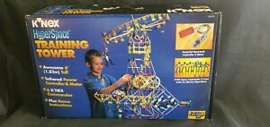 K'NEX HyperSpace Training Tower 63151 Builder's Challenge Construction Set